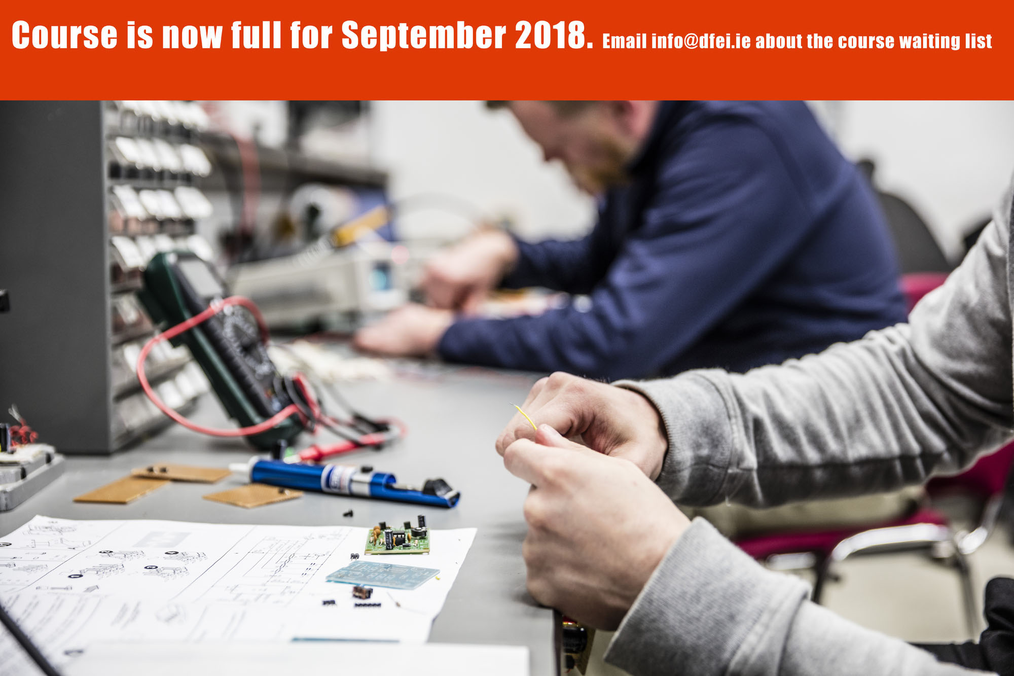 Computing And Electronic Technology Qqi Level 5 Course Dfei Dublin Ensil Circuit Board Repair Electronics Placeholder